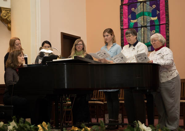 Green Lake UMC Choir